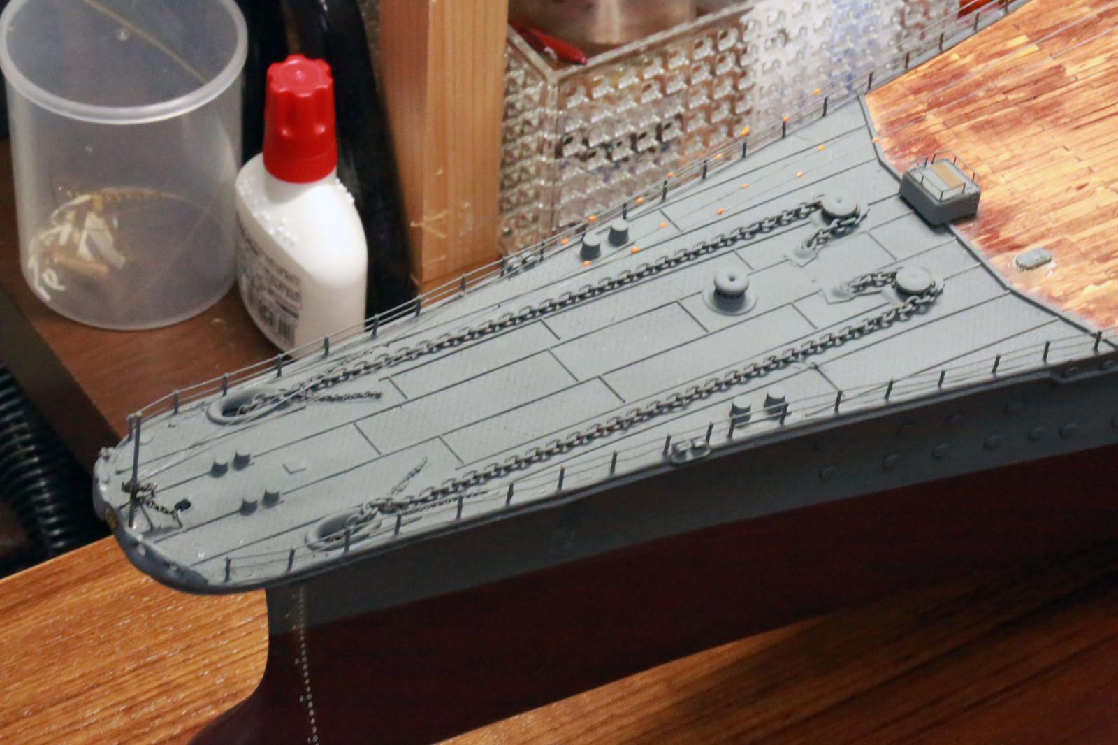 001 ニチモ戦艦大和 1 200 おじさんのよろず製作日記
